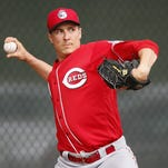 Reds' Homer Bailey officially starting Sunday