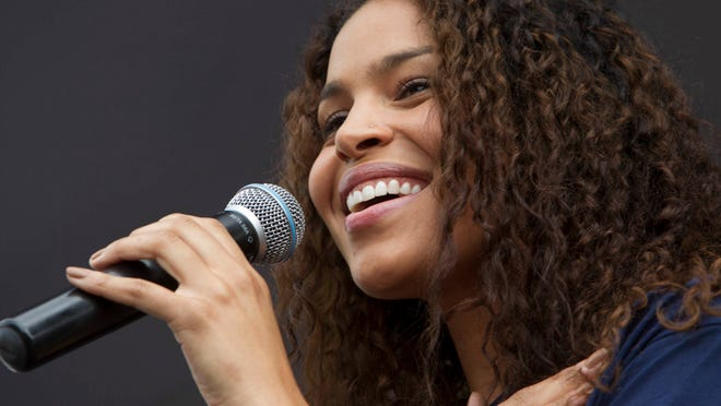 """Jordin Sparks is from Glendale. She attended Sandra Day O'Connor High School and performed as a teen at Phoenix's Valley Youth Theatre. She's best known for winning Fox's """"American Idol"""" in 2007. She also earned a Grammy Award nomination for her collaboration with Chris Brown."""