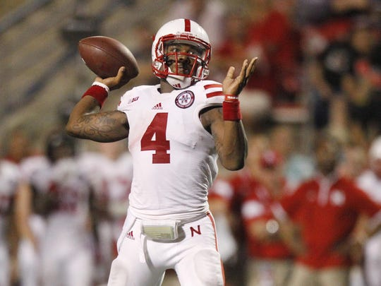 Nebraska and quarterback Tommy Armstrong, Jr., visit