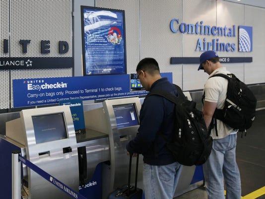 AP Airfare Turbulence