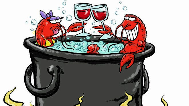 The Pensacola Crawfish Festival returns on Friday.
