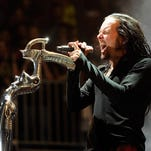 Korn will perform on the Grandstand stage at the New York State Fair.