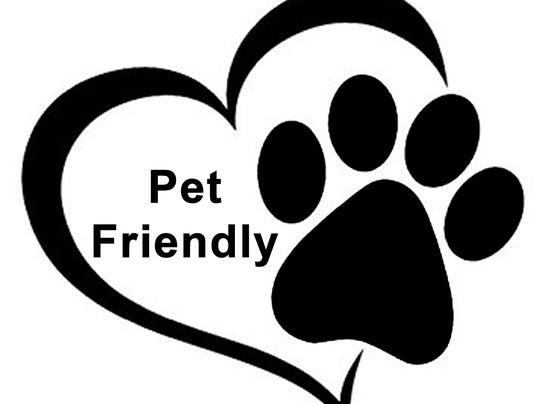 BMN 053118 Pet friendly