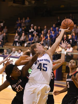 Olivia Grove is one of just two returning upperclassmen for the Lady Royals.