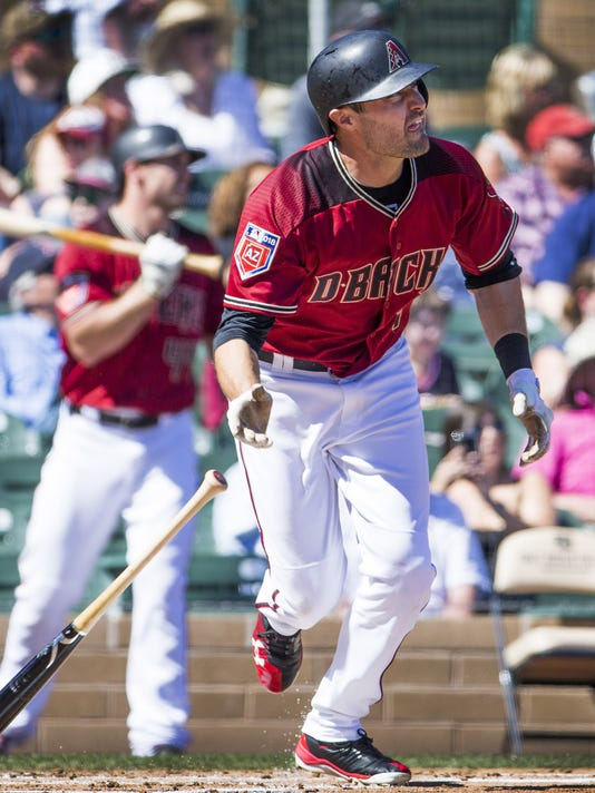 MLB: Spring Training-Colorado Rockies at Arizona Diamondbacks