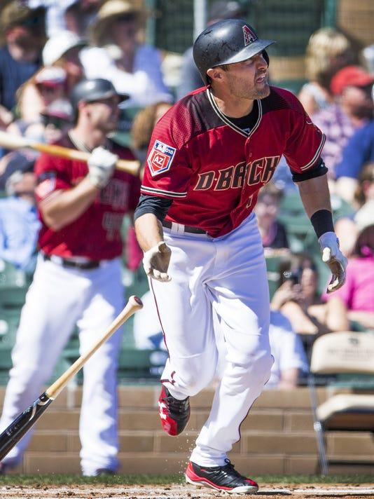 MLB: Spring Training-Colorado Rockies at Arizona Diamondbacks