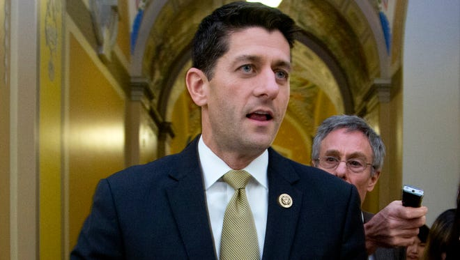 Rep. Paul Ryan, R-Wis.,