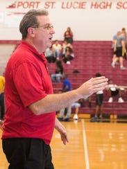 Port St. Lucie's John Picchiarini, coaching in the
