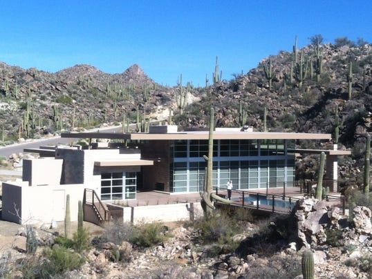 Is Anyone Building Sustainable Houses In Arizona