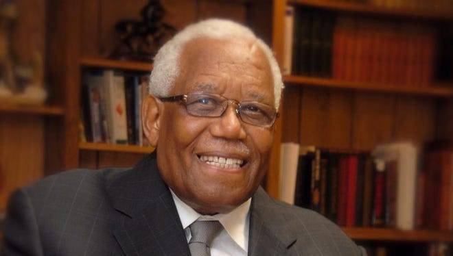 Bishop Alfred Singleton I of the Bread House Bethlehem Temple Church in Lansing died Monday, December 4, 2017 at age 89.
