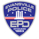 Two, including on-duty Evansville police officer, hospitalized after crash