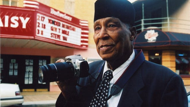 Beale Street fixture: Ernest Withers, seen in 2007, ran his business from various shops on Beale Street for decades.