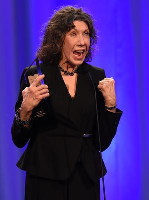Lily Tomlin's performance at the Weidner Center has been moved from March 24 to Oct. 7.
