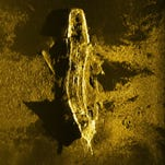 Search for Malaysia Airlines Flight 370 turns up shipwreck instead