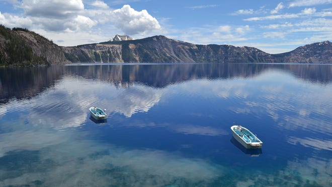 The cost to enter Crater Lake National Park will increase to $15 for a single vehcile on Friday, up from $10 perviously.