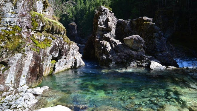 Access to popular Three Pools Recreation Area, on the Little North Santiam River, will be limited by the Forest Service.