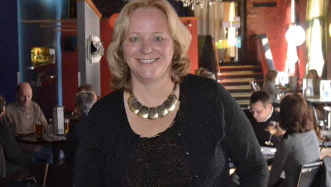 Marie McKenna is co-owner of Lost Dog Cafe on Water Street in Binghamton