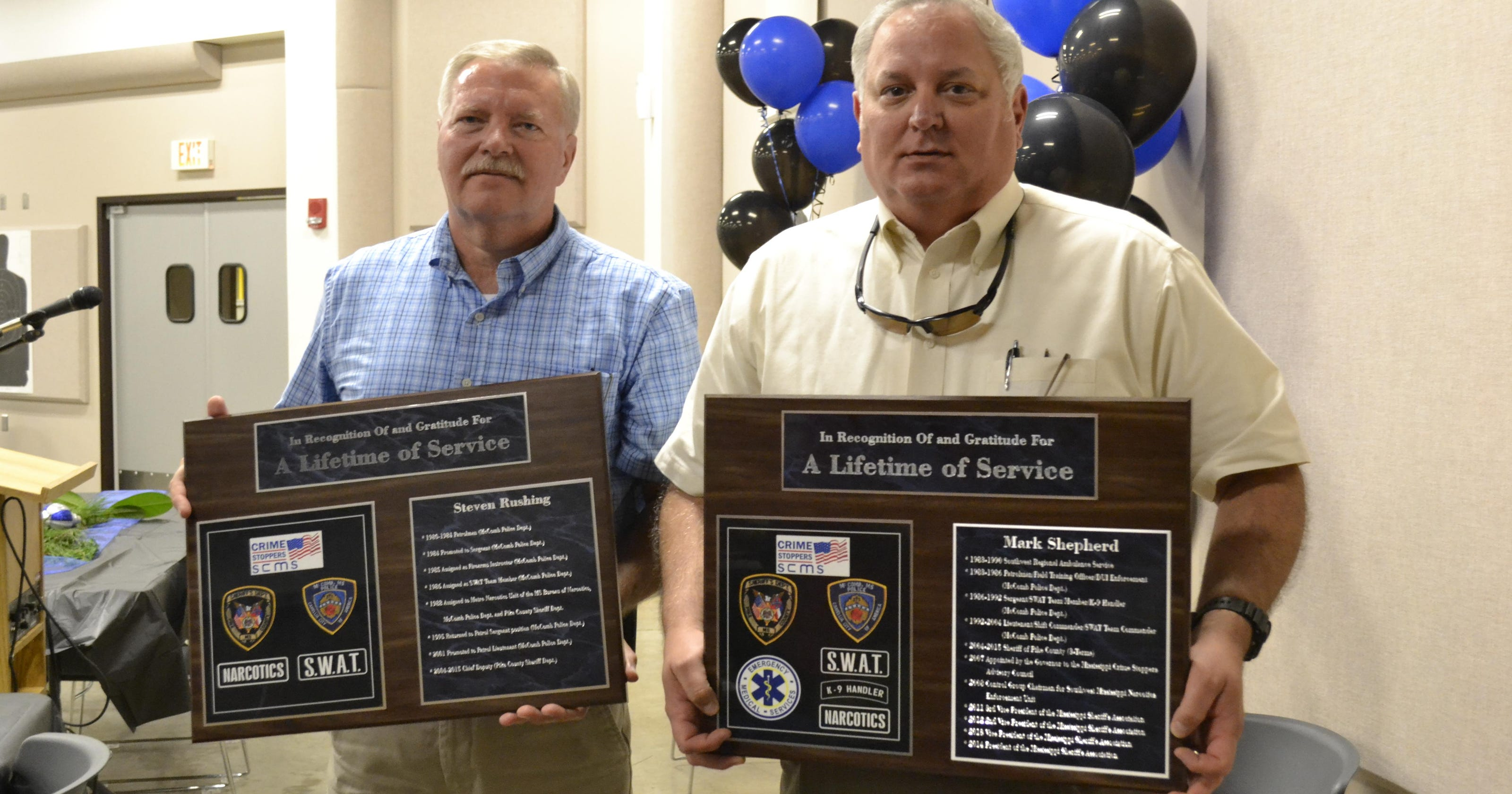 Retiring Pike Co  sheriff reflects on career