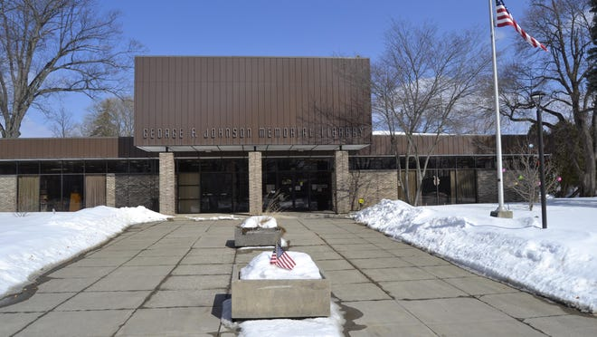 The George F. Johnson Memorial Library