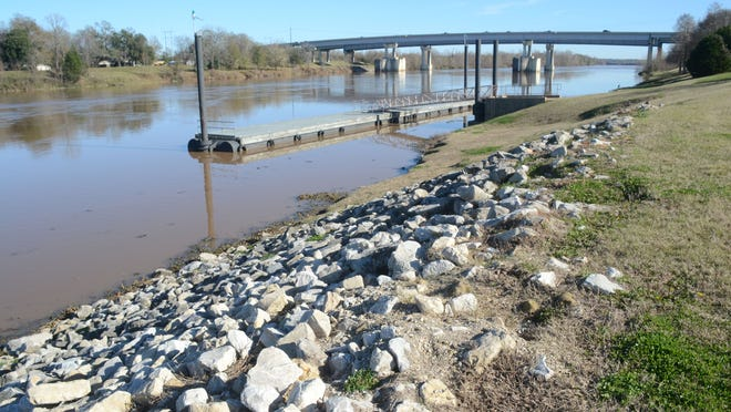 The city of Alexandria plans to make infrastructure improvements, including a boardwalk, along the downtown area of the Red River to help spur private investment and make the riverfront more visitor-friendly.