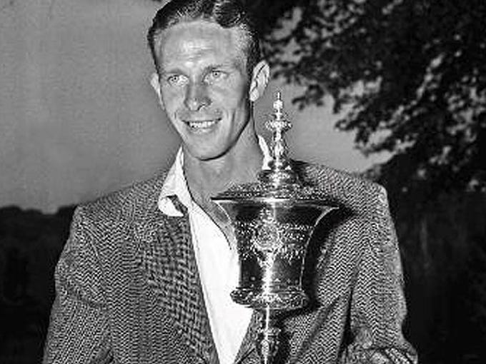 1949 U.S. Amateur: Charles Coe