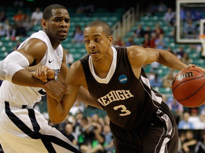 Lehigh's C.J. McCollum scored 21.8 ppg as a junior, and the Mountain Hawks snuck up on Duke in the first round of the NCAA tournament. (Big Lead Sports)