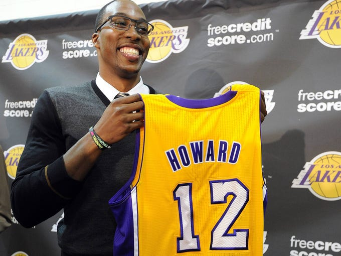 Dwight Howard, Los Angeles Lakers