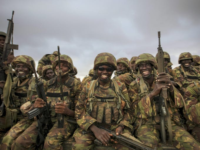 Allied African troops have taken full control of Kismayo in Somalia, the last stronghold of al-Shabab Islamist rebels who have been fighting against the country's internationally backed government.