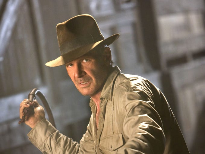 """20. Indiana Jones and the Temple of the Forbidden Eye, 1995: Other performers: Patti Labelle, Teddy Pendergrass, Tony Bennett: The Vince Lombardi trophy was stolen and Indiana Jones and Marion Ravenwood had to recover it while Tony Bennett and Patti Labelle performed songs in a fictitious """"Club Disneyland."""" This was the actual premise of the Super Bowl halftime show in 1995. Nineteen ninety-five! It would stand as most embarrassing moment in Indiana Jones history until """"Kingdom of the Crystal Skull"""" was released. It's still the most embarrassing halftime show."""