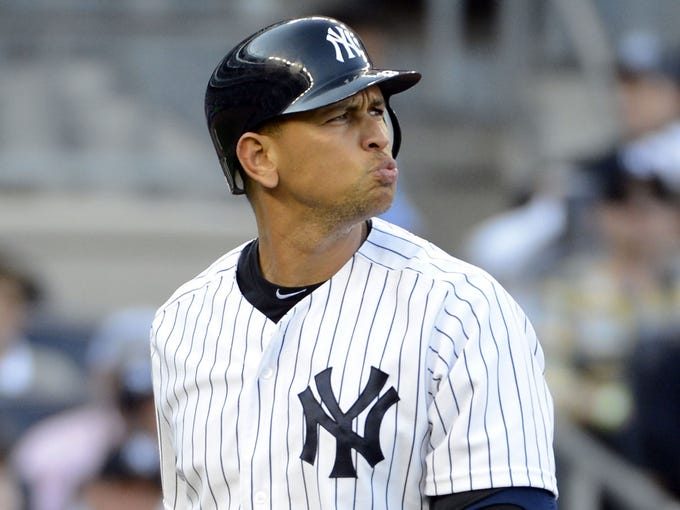 3B Alex Rodriguez, Yankees, $29,000,000