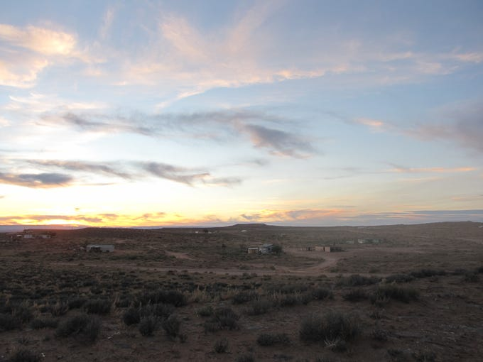 Sunset near Hopi. Much of the Hopi Indian Reservation in northeastern Arizona has traditionally been closed to outsiders. But a recently opened hotel and a new arts trail signal a new openness in what is among the most intact and traditional of Native American cultures.