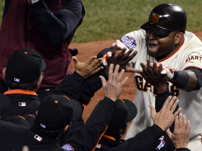In light of Pablo Sandoval's epic performance in Game 1, USA TODAY Sports breaks down some of the best World Series performances throughout history.