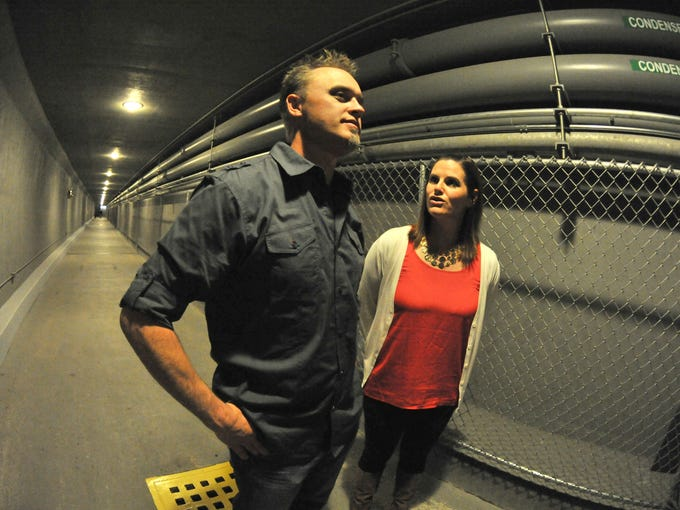 Braxton and Kara Southwick from Utah offer a tour of a declassified bunker. They will star in the upcoming National Geographic Channel show 'Doomsday Preppers,' featuring Americans stockpiling for the end of the world. NGC conducted an online survey with 1,040 people to find out how they would spend their final days. Here are some of the results.