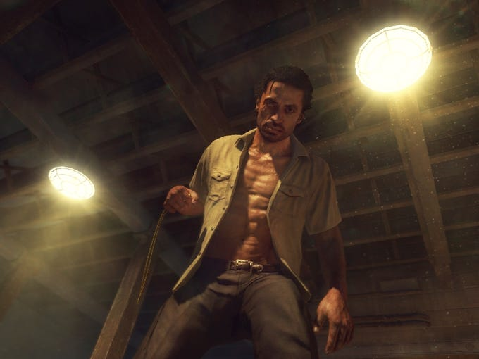 """The new video game 'Call of Duty: Black Ops II' is out Tuesday, Nov. 13. The villain of the game is Raul Menendez, a drug kingpin whose power grows to global extremes. His multigenerational quest to gain revenge on the heroes of Black Ops - Alex Mason and Frank Woods - sets David Mason, the son of Alex, on his trail. """"We have very carefully designed, through the story, lots of different ways to actually show you the human side of this guy so that when he does the more extreme things you understand who he is,"""" says Dave Anthony, director and co-writer. """"When you start to get some level of control over his fate, and have to make some decision in that respect, it's a really cool thing."""""""