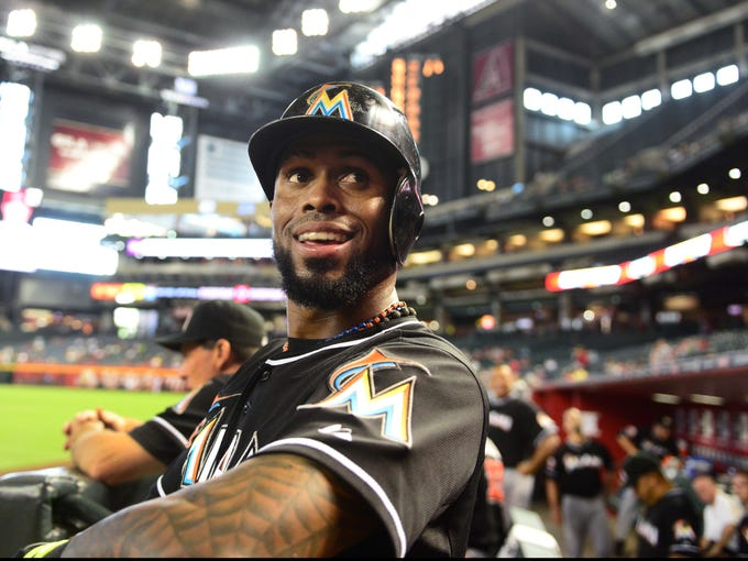 The Toronto Blue Jays and Miami Marlins pulled off a blockbuster trade involving 12 players (includes three minor leaguers) and cash. A look at the kep players involved in the trade. Blue Jays get: SS Jose Reyes
