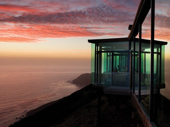 This photo gallery takes you on a tour of the winning hotels and resorts selected by the readers of the subscription-based luxury travel newsletter, <i>Andrew Harper's Hideaway Report</i>.  <i>Hideaway Report</i> readers voted the Post Ranch Inn in Big Sur, Calif., the No. 1 hideaway in the USA. This coastal resort's perched along a bluff directly above the Pacific, 45 minutes south of Carmel. You'll find just 39 ocean-view lodgings, including the Cliff House, which has a deck suspended over the cliffs. Visitors go for the cliff-top basking pool, spa services, guided nature hikes.
