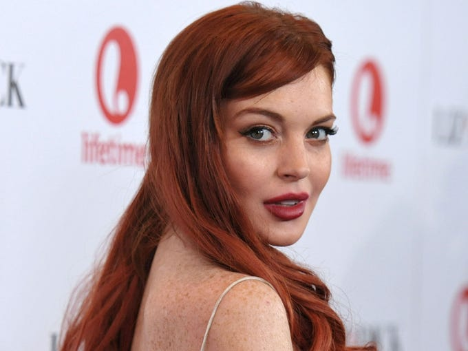 Lindsay Lohan was arrested at 4 a.m., Nov. 29, 2012, for third-degree assault of a woman in a New York nightclub.  She allegedly slapped a woman at Club Avenue, in Manhattan's Chelsea neighborhood. The woman did not require medical attention. Lohan has brushed against New York law enforcement three other times this year.  Her latest film 'Liz and Dick,' in which she plays Elizabeth Taylor, was not well-received.