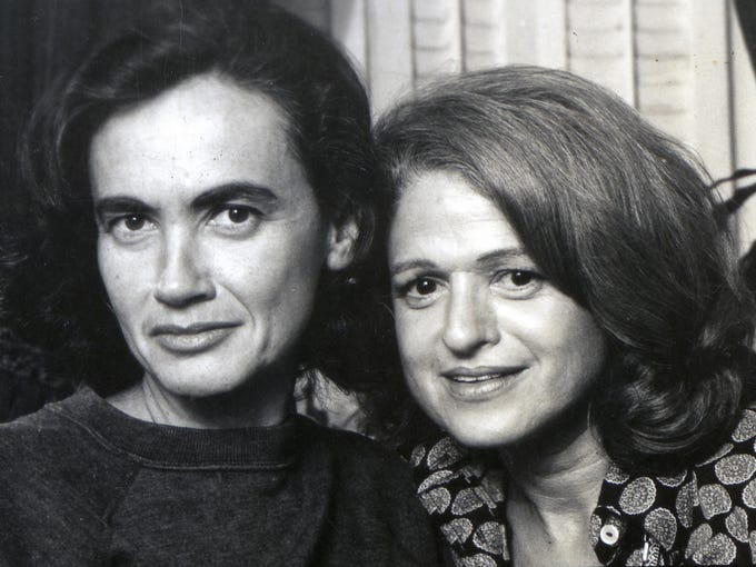 Thea Spyer, left, and Edie Windsor were a couple for 44 years and married for 20 months. The Supreme Court chose for their review the case of Windsor, now 83, who sued to challenge a $363,000 federal estate tax bill after her partner died in 2009. Windsor married Thea Spyer in 2007 after doctors told them that Spyer would not live much longer. She suffered from multiple sclerosis for many years. Spyer left everything she had to Windsor.