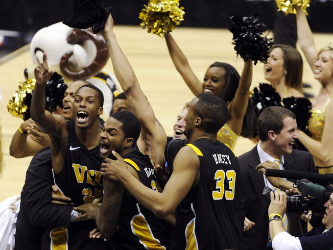 The NCAA has released a list of 35 finalists for its top March Madness moments of all time. Take a look at some of the notable moments to make the list, including VCU going from the First Four to the Final Four in 2011.