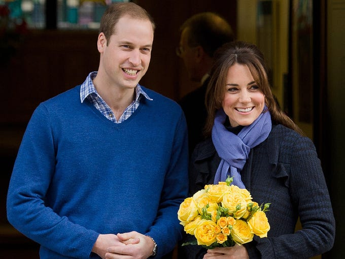 The royal baby watch is in high gear. The birth announcement from Prince William and Catherine, Duchess of Cambridge, will be the biggest of the year.