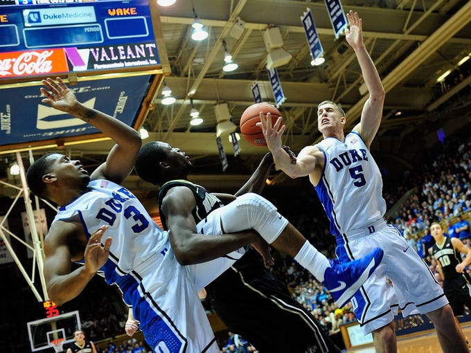 No. 1 Duke 80, Wake Forest 62