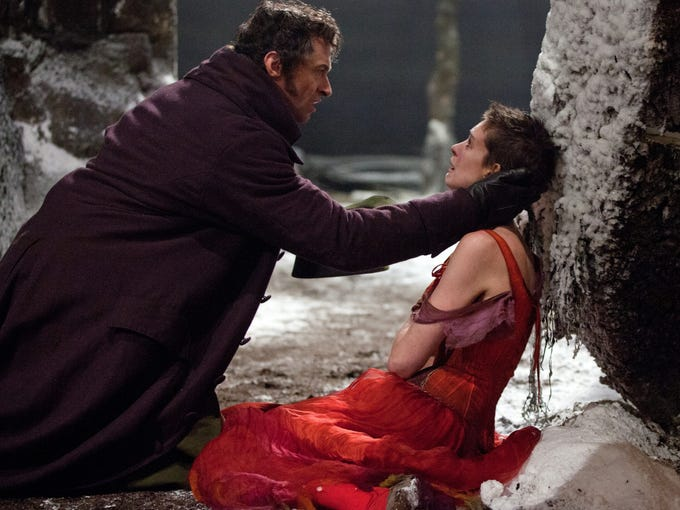 If 'Les Miserables' wins best picture at the 85th Academy Awards ceremony on Feb. 24, it will join a rather exclusive club of 10  other musicals that have taken Oscar's most coveted prize. If the adaptation of the long-running stage production has anything in common with these other titles, it is a signature song, 'I Dreamed a Dream' in the case of 'Les Mis,' that often becomes a standard. USA TODAY's Susan Wloszczyna names those tunes.
