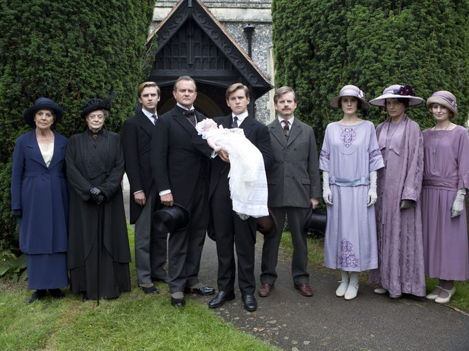 The Angel of Death has been busy at 'Downton Abbey' this season. First, the Crawleys' daughter Sybil (Jessica Brown Findlay) died shortly after giving birth, and in the season finale, Matthew (Dan Stevens) met his maker driving home from the hospital after wife Mary (Michelle Dockery) gave birth to their son. Which left USA TODAY's Jayme Deerwester and Carol Memmott wondering which member of the family or household staff might be next. Share your own predictions, and tell us why, in the comments area to the left.