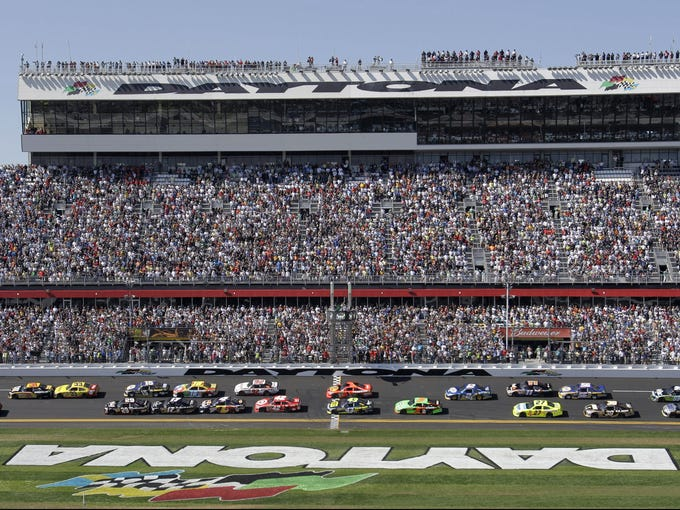 The Daytona 500, the premier race in NASCAR, has been held annually since 1959. The 55th running of the Great American Race is Feb. 24, 2013.