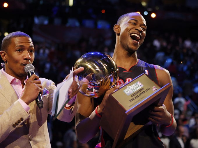 NBA All-Star Saturday festivities in Houston were highlighted by Raptors rookie Terrence Ross winning the slam dunk contest. Flip through this gallery for more shots from the day.