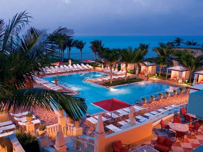 Acqualina Resort and Spa on the Beach, Sunny Isles Beach, Fla.