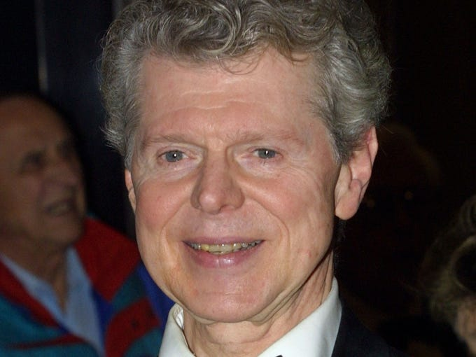 Van Cliburn, American classical pianist died at his home in Fort Worth following a battle with bone cancer. He was 78. <br /><br />Here, Van Cliburn attended the 2001 Kennedy Center Honors Gala to receive one of the awards.