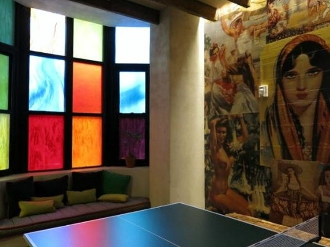 Despite travelers' love of the Internet, hotels are increasingly embracing the old-fashioned rec room, or at least components of them. USA TODAY is here with a photo tour: In January 2013, New York City's eight-month-old Pod 39 Hotel installed two ping pong tables in its colorful lobby.