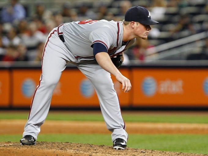 1. Craig Kimbrel, Braves: 42 SV, 62.2 IP, 116 K, 1.01 ERA, 0.65 WHIP (2012 stats)