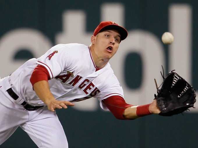 Mike Trout teased us with his talents during his cup of coffee late in the 2011 season.